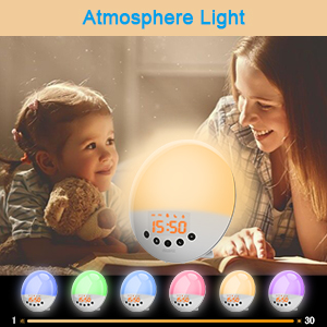 Atmosphere Color Light