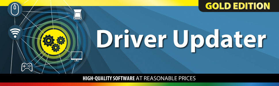 driver updater high quality software