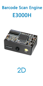 E3000Y barcode scanner engine