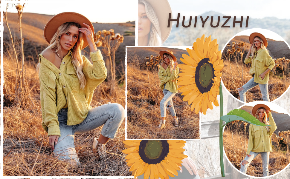 Huiyuzhi womens shirt