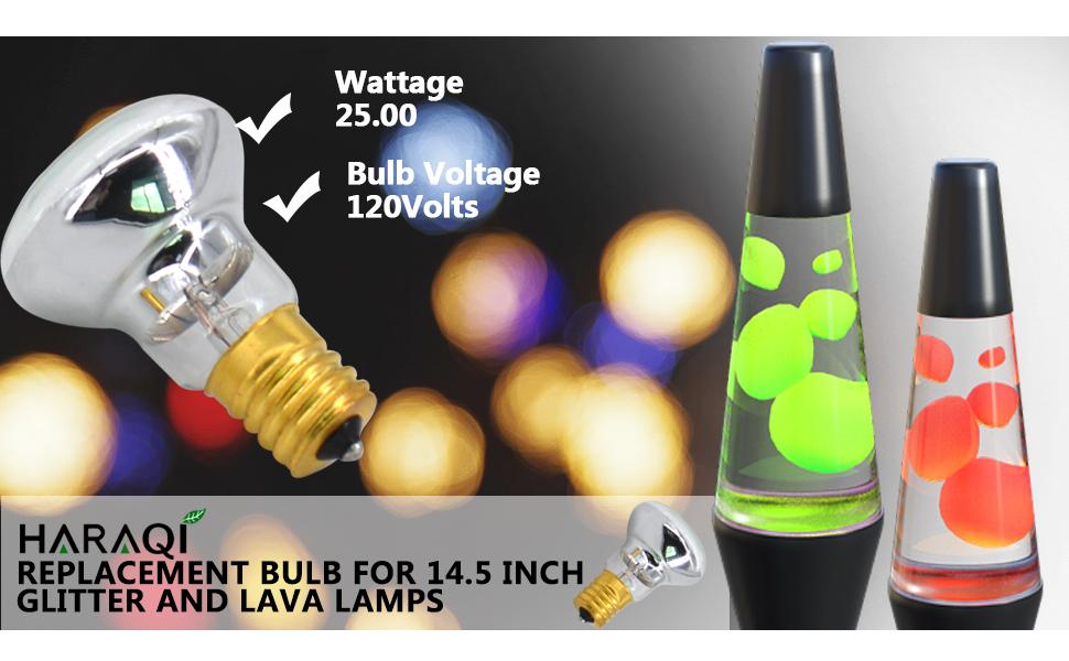 R39 25W Bulbs