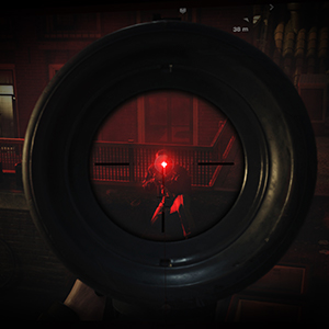 No In-Game Crosshairs? No Problem