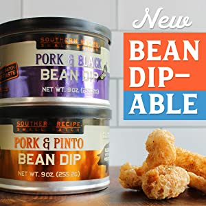 New Bean Dips From Southern Recipe Small Batch