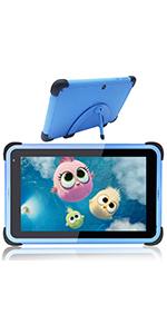 tablet for boys blue