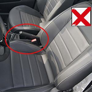 seat gap narrow