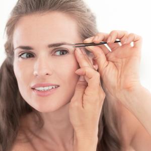 Tweezers for eyebrow