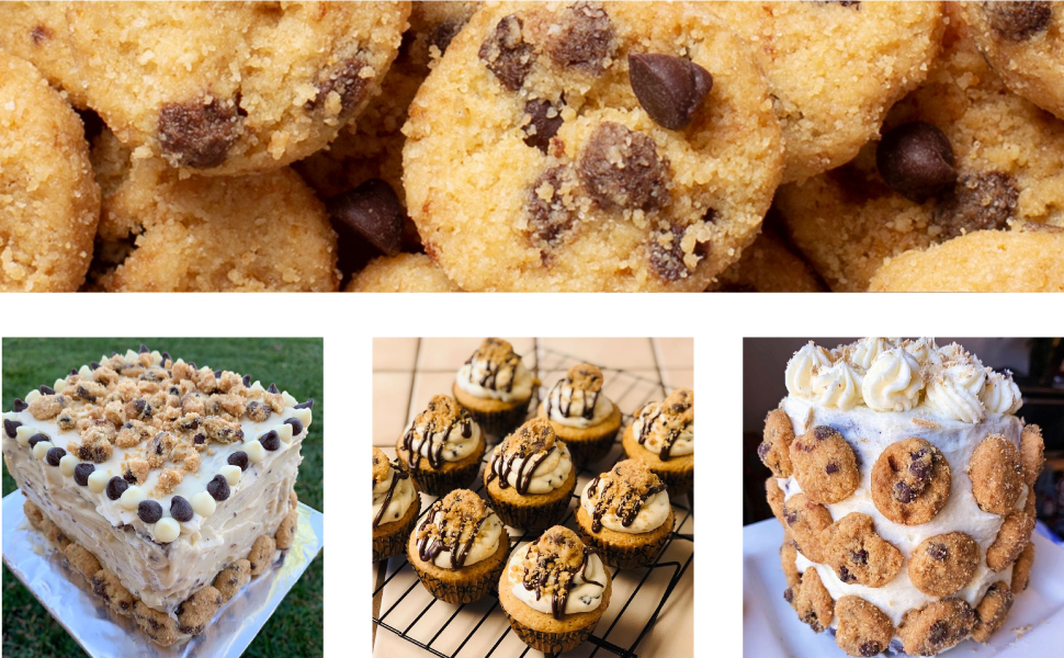 highkey keto cookies food snacks low carb foods snack chocolate chip dessert products