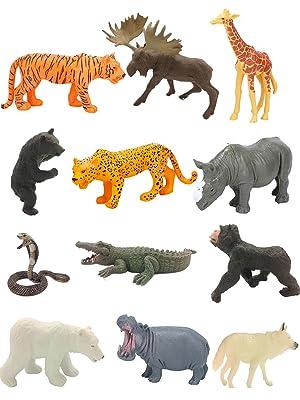 safari toys animal set