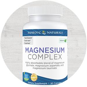 Nordic Naturals Magnesium Complex