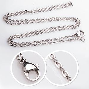 Nupuyai Hexagon Anhänger Halskette für Unisex, Kristall Edelstein Heilstein Quarz Stein Punkt mit Kette