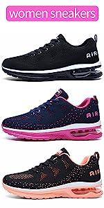 JARLIF Women Fashion Sneakers