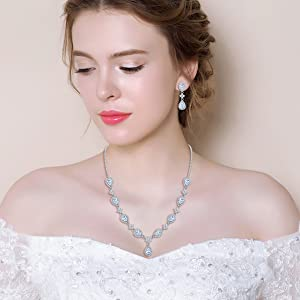 Wedding Jewelry for Brides Bridesmaids
