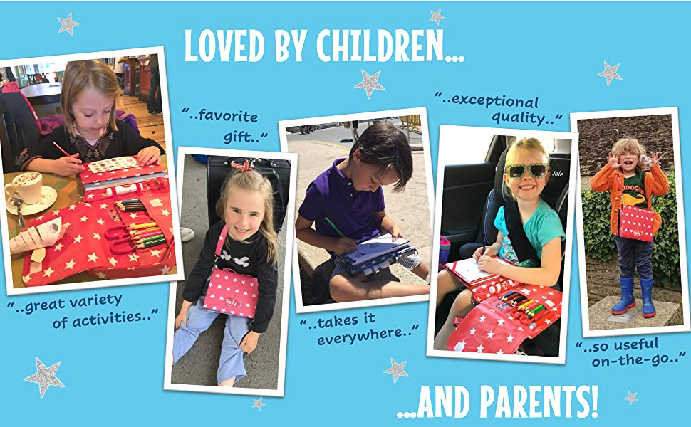 Travel activities for kids.  Road trips, on a plane travelling essentials