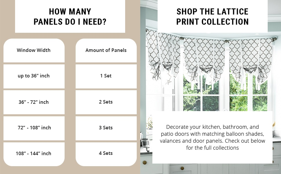 Lattice Print Collections2