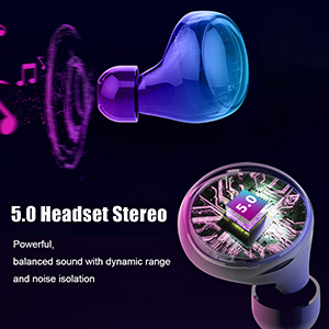 stereo headphones wireless