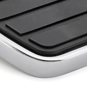 Artudatech Front//Rear Passenger Floorboard Foot Pegs For Honda VTX 1800 1300 Suzuki VL800 VL400 C50