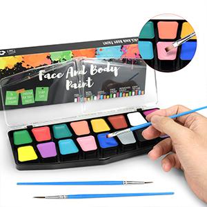 Face Paint Set for Kids
