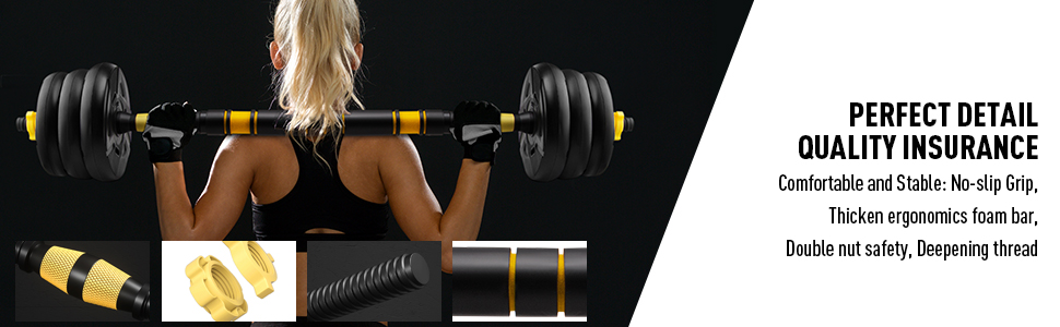 Home gym equipment: Perfect detail shows quality insurance. It's comfortable and stable.