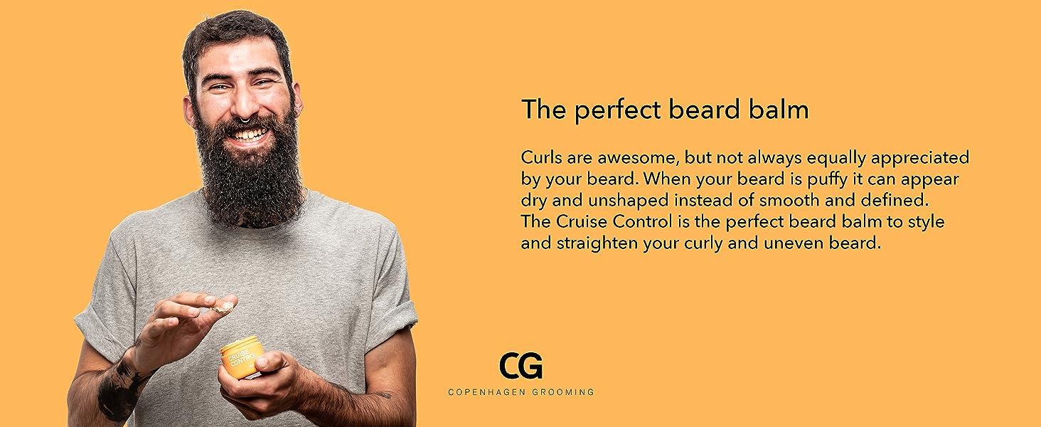 moisturizer for your beard journey