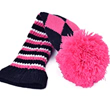 knit golf head covers