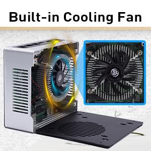Fan Cooling Desktop