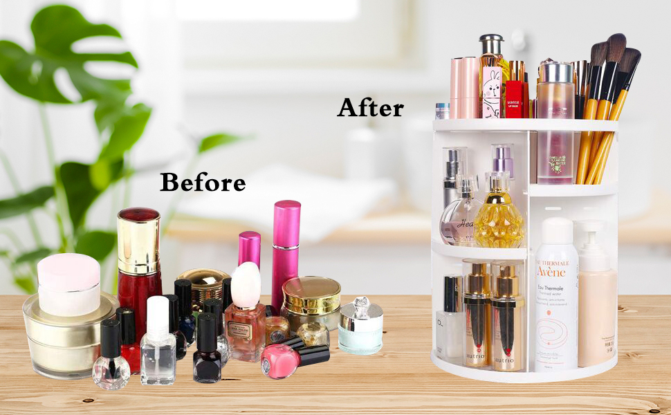 Large Capacity Cosmetic Organizer