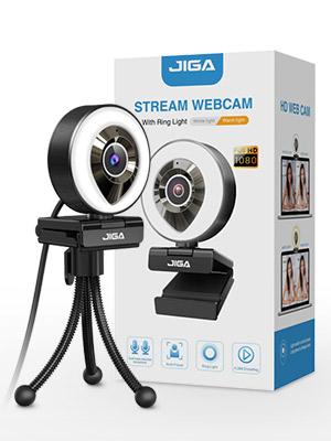 jiga webcam