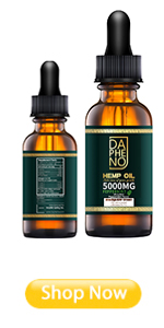 Peppermint Flavor Hemp Oil