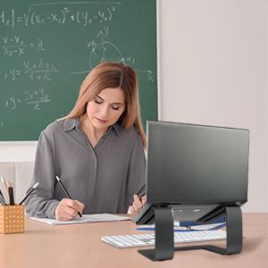 laptop stand for teacher