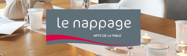Biod/égradable et Compostable Toucher Doux Nappe Blanche en Rouleau de 1,20 x 10 M/ètres LE NAPPAGE Certifi/é FSC/® Nappe de Table Airlaid Blanche en Papier
