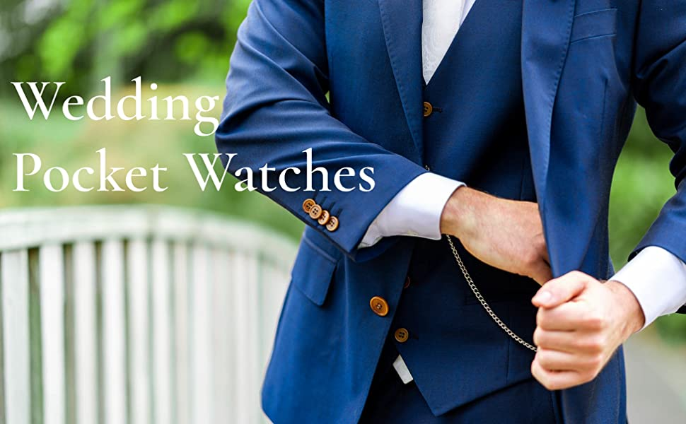 best man watch proposal party for Bestman men pocket cufflinks patch pin set  watches quartz