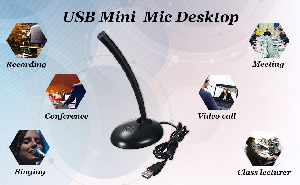 Mini Lapel Microphone