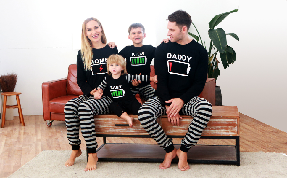 pajamas for family