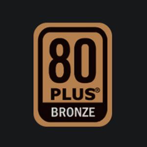 80 Plus Bronze Certified