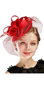 Fascinator Kentucky Derby Hats for Melbourne Cup
