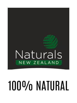 Naturals New Zealand 100 % natural