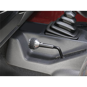 "Patented /""Tired Tread/"" Design 2007-2010 Jeep JK /& 1996-2006 Jeep TJ D-JP-180012-BL Gloss Silver Finish Jeep Wrangler Manual Transmission 6 Speed Shift Knob DV8 Offroad Billet Aluminum"