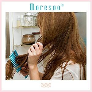 Moresoo Tape Hair Extensions