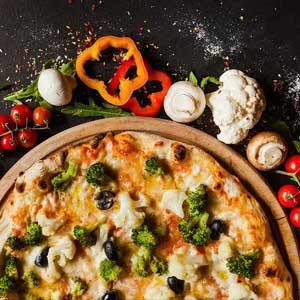 Base Pizza Proteica 250g | Con 34,6% de Proteína | Masa de ...