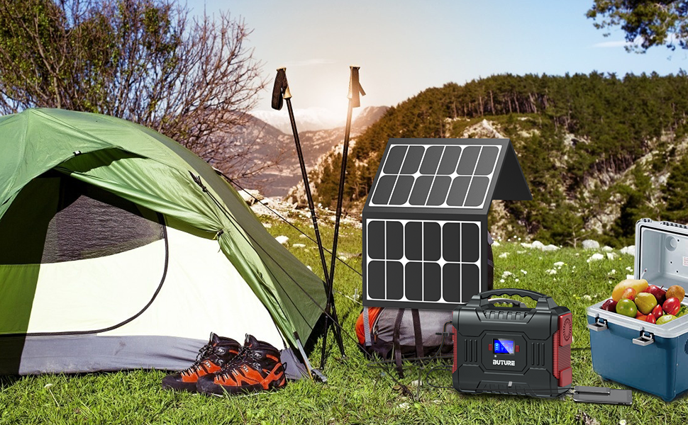 camping battery
