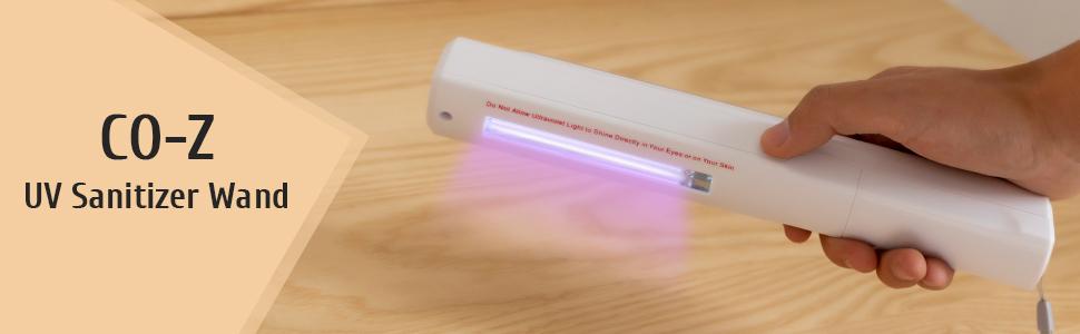 UV Sanitizer Wand