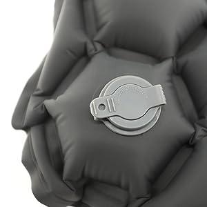 Easy to inflate sleeping pad, best sleeping mat camping, sleeping pad for cot, sleeping mat for cot
