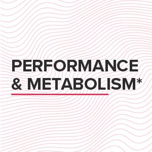 performance & metabolism