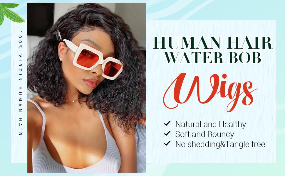 Water BOB WIG