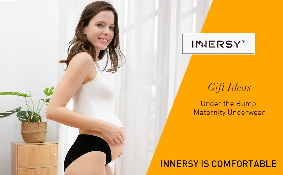 pregnancy underwear low rise full coverage