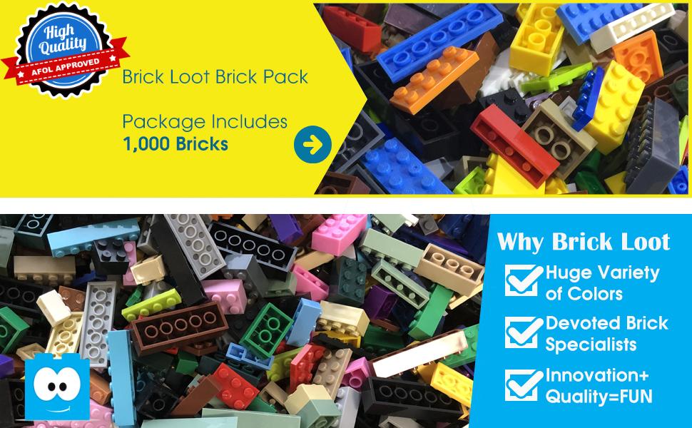 Brick Loot LEGO bricks compatible building fun