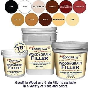 goodfilla wood filler trowel ready flooring