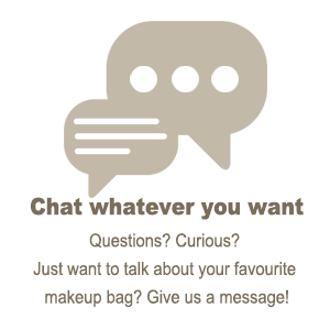 makeup organizer bag