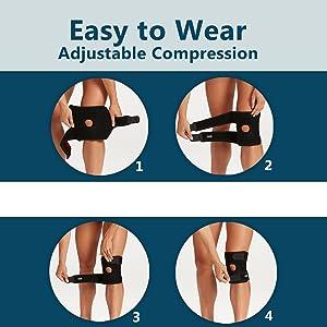 knee braces for knee pain women