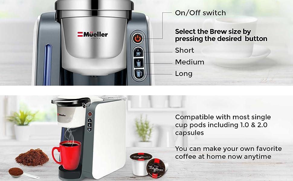 Mueller Coffee Brewer